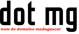 Dot.MG, hébergement de sites internet à Madagascar, vente de nom de domaine .MG